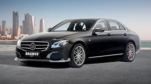 2017 Mercedes-Benz E200 B20 AMG Line by Brabus