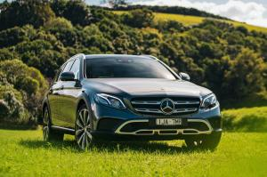 2017 Mercedes-Benz E220 d 4Matic All-Terrain