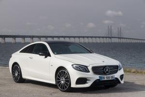 2017 Mercedes-Benz E220 d AMG Line Coupe