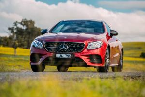 Mercedes-Benz E300 AMG Line Coupe 2017 года (AU)