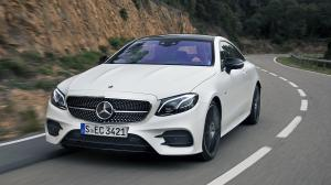 2017 Mercedes-Benz E400 4Matic AMG Line Coupe Edition #1