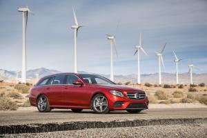 2017 Mercedes-Benz E400 4Matic AMG Line Estate