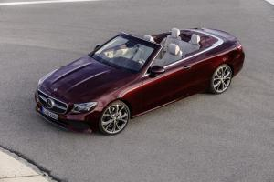 2017 Mercedes-Benz E400 Cabriolet 25th Anniversary