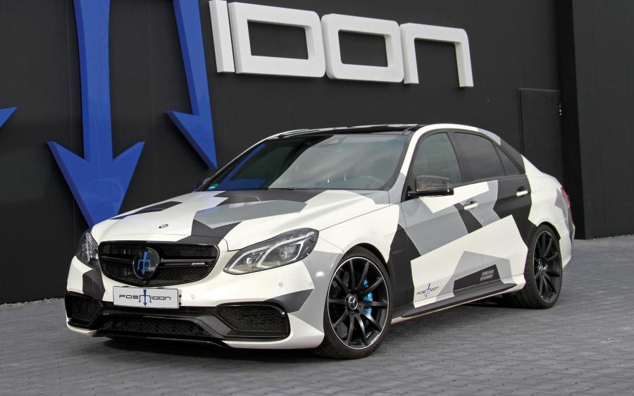 Mercedes-Benz E63 AMG RS 850+ 1000HP by Posaidon