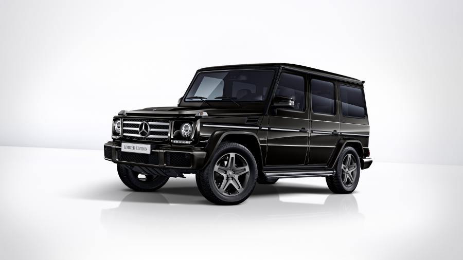 Mercedes-Benz G350 d Limited Edition