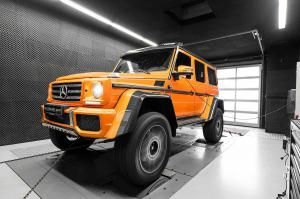 Mercedes-Benz G500 4x4² by Mcchip-DKR 2017 года