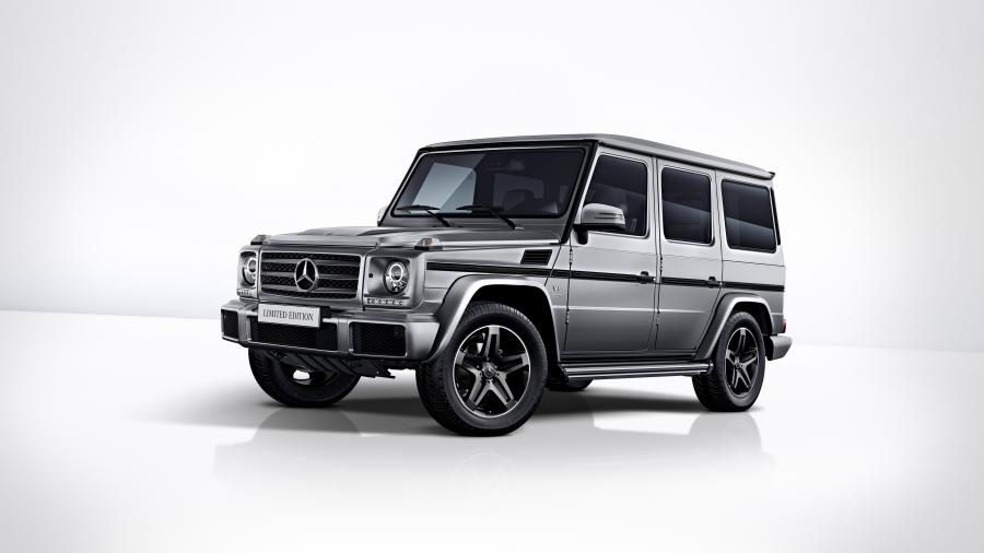 Mercedes-Benz G500 Limited Edition