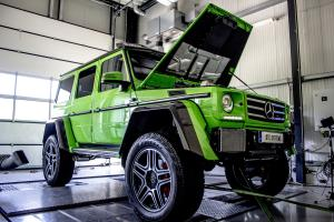 2017 Mercedes-Benz G500 by DTE Systems