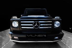 Mercedes-Benz G55 AMG by Vilner 2017 года