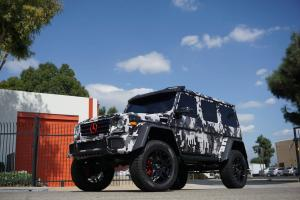 2017 Mercedes-Benz G550 4x4² by Impressive Wrap