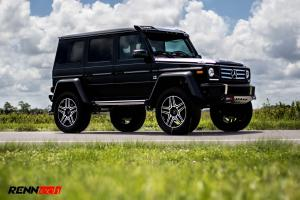 Mercedes-Benz G550 4x4² by RENNtech 2017 года