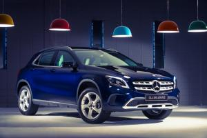 2017 Mercedes-Benz GLA200