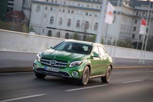 2017 Mercedes-Benz GLA200 d 4Matic