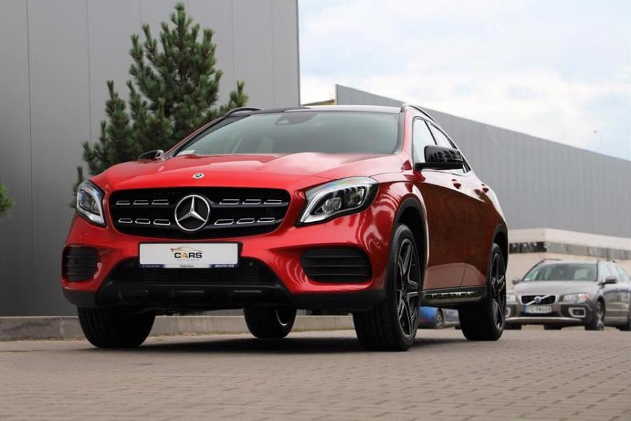 Mercedes-Benz GLA220 4Matic by WrapStyle '2017