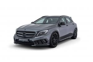 Mercedes-Benz GLA220 CDI D3 by Brabus 2017 года