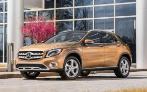 Mercedes-Benz GLA250 4Matic (X156) (NA) '2017