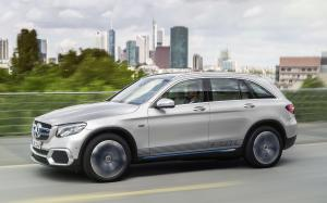 Mercedes-Benz GLC F-Cell Prototype 2017 года