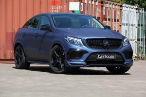 Mercedes-Benz GLE-Class Coupe by Carlsson 2017 года