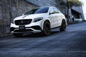 2017 Mercedes-Benz GLE-Class Coupe by Fairy Design