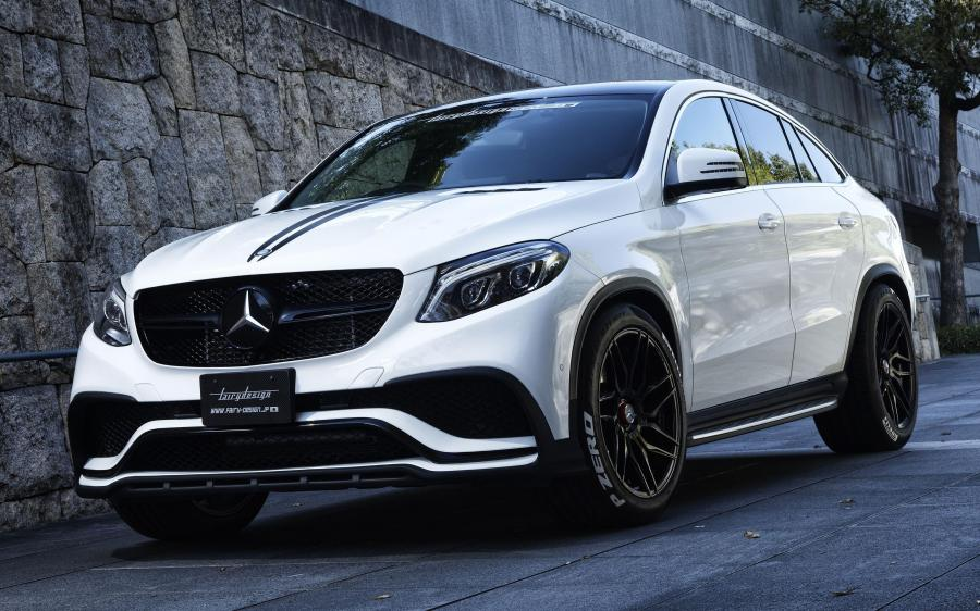 Mercedes-Benz GLE-Class Coupe by Fairy Design