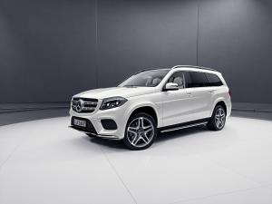 2017 Mercedes-Benz GLS350d 4Matic AMG Line Grand Edition