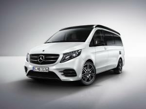 2017 Mercedes-Benz Marco Polo Horizon AMG Line Night Package
