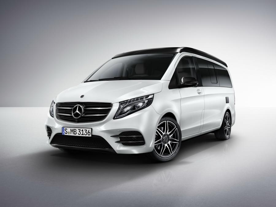 Mercedes-Benz Marco Polo Horizon AMG Line Night Package