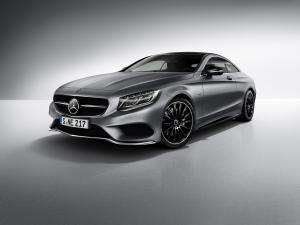 2017 Mercedes-Benz S-Class Coupe Night Edition
