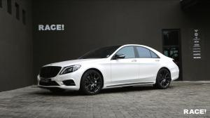 2017 Mercedes-Benz S500 4Matic by RACE!