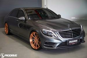 Mercedes-Benz S550 4Matic by ProDrive on ADV.1 Wheels (ADV10R M.V2 SL)