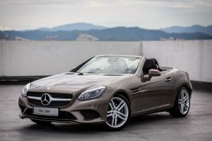2017 Mercedes-Benz SLC200