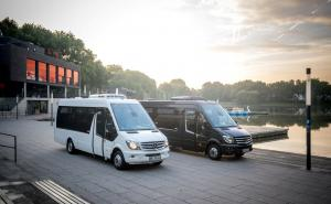 2017 Mercedes-Benz Sprinter Travel 65 10 Year Edition