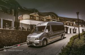 Mercedes-Benz Sprinter by Carlex Design 2017 года