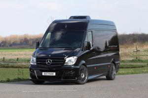 Mercedes-Benz Sprinter by Hartmann 2017 года
