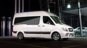 Mercedes-Benz Sprinter by Lorinser 2017 года