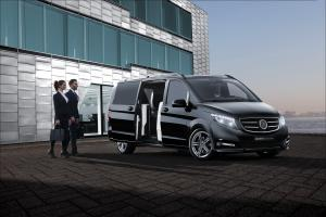 Mercedes-Benz V-Class Business Lounge by Brabus 2017 года