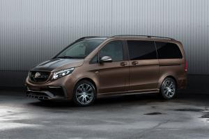 Mercedes-Benz V-Class Inferno by TopCar 2017 года