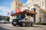 Mercedes-Benz V250 BlueTEC Black Crystal in Black by Larte Design (Obsidian Black) 2017 года