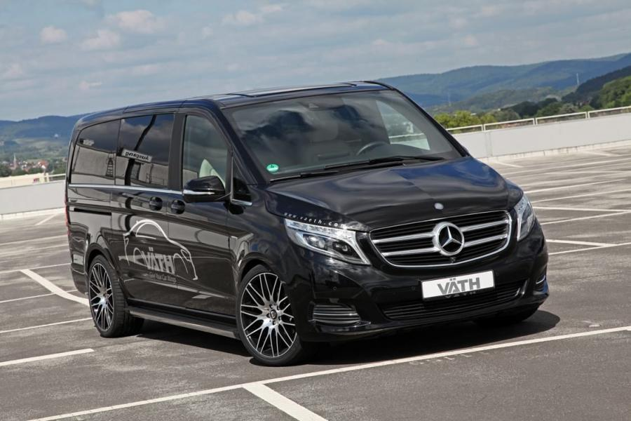 Mercedes-Benz V250 BlueTEC by VATH