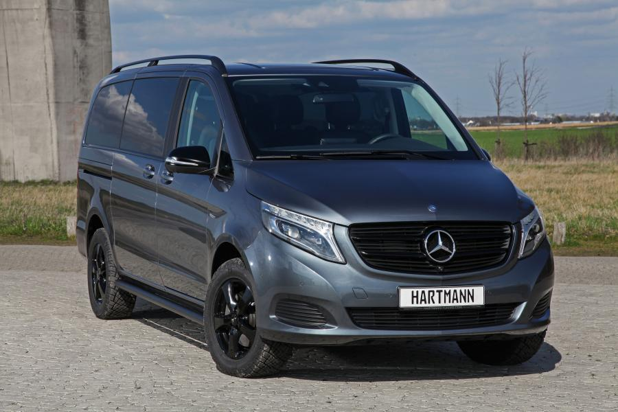 Mercedes-Benz V250 BlueTec 4Matic by Hartmann & Vansports.de