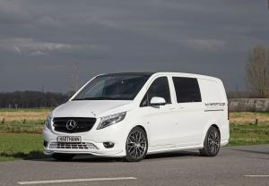 Mercedes-Benz Vito 119 CDI Mixto by Hartmann 2017 года