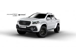 Mercedes-Benz X-Class PD400 WideBody Aero Kit by Prior Design 2017 года