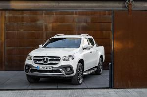 2017 Mercedes-Benz X-Class Power