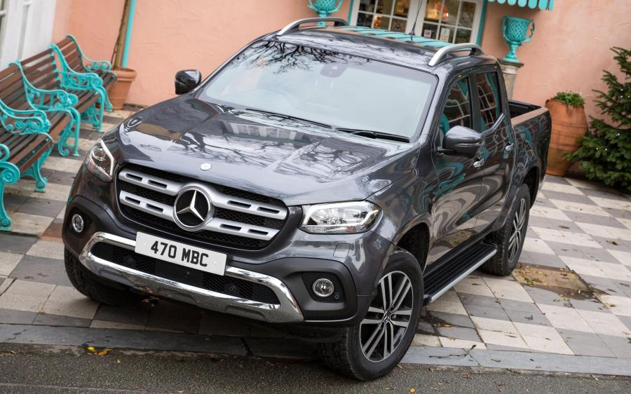 Mercedes-Benz X250 d 4Matic Power
