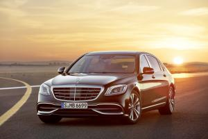 2017 Mercedes-Maybach S650