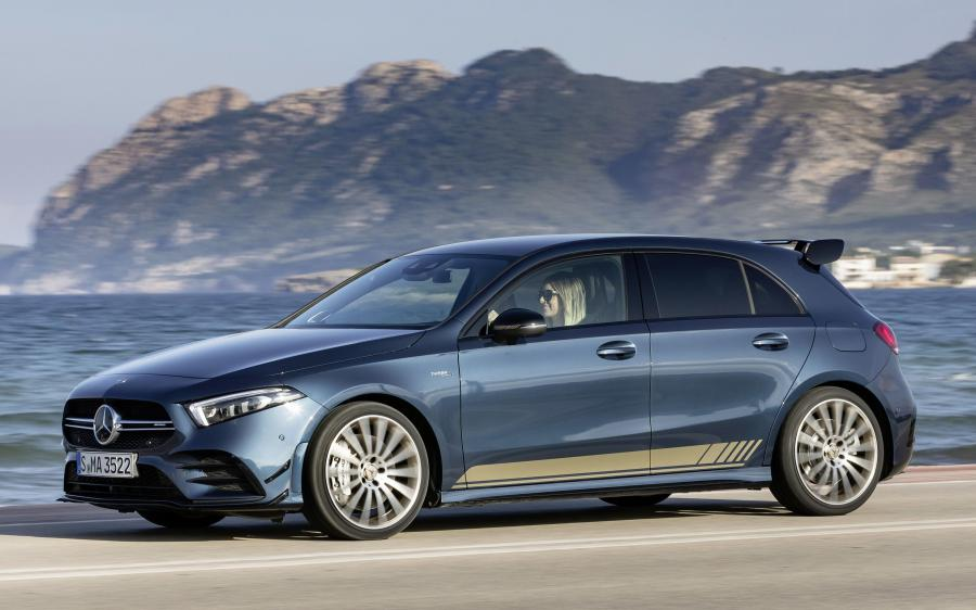 Mercedes-AMG A35 4Matic Edition 1
