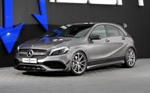 Mercedes-AMG A45 RS485+ by Posaidon 2018 года