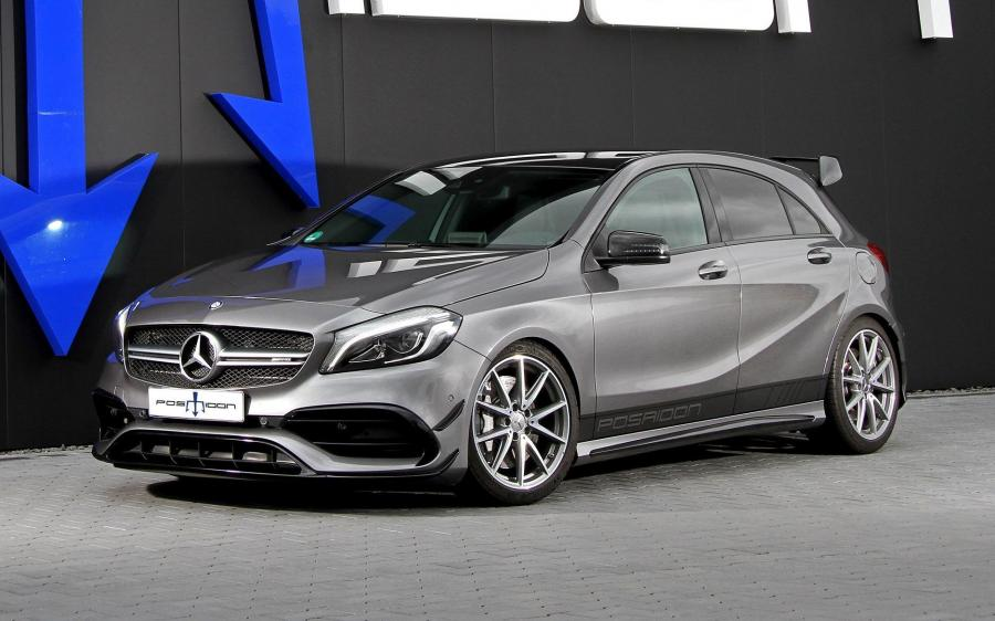 Mercedes-AMG A45 RS485+ by Posaidon