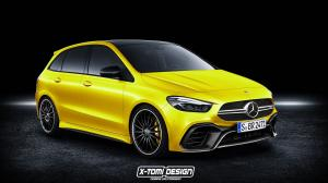 Mercedes-AMG B35 4Matic by X-Tomi Design '2018