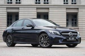 Mercedes-AMG C43 4Matic 2018 года